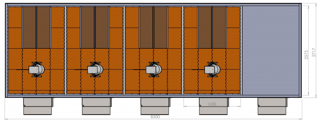 Nursery Cabin Layouts