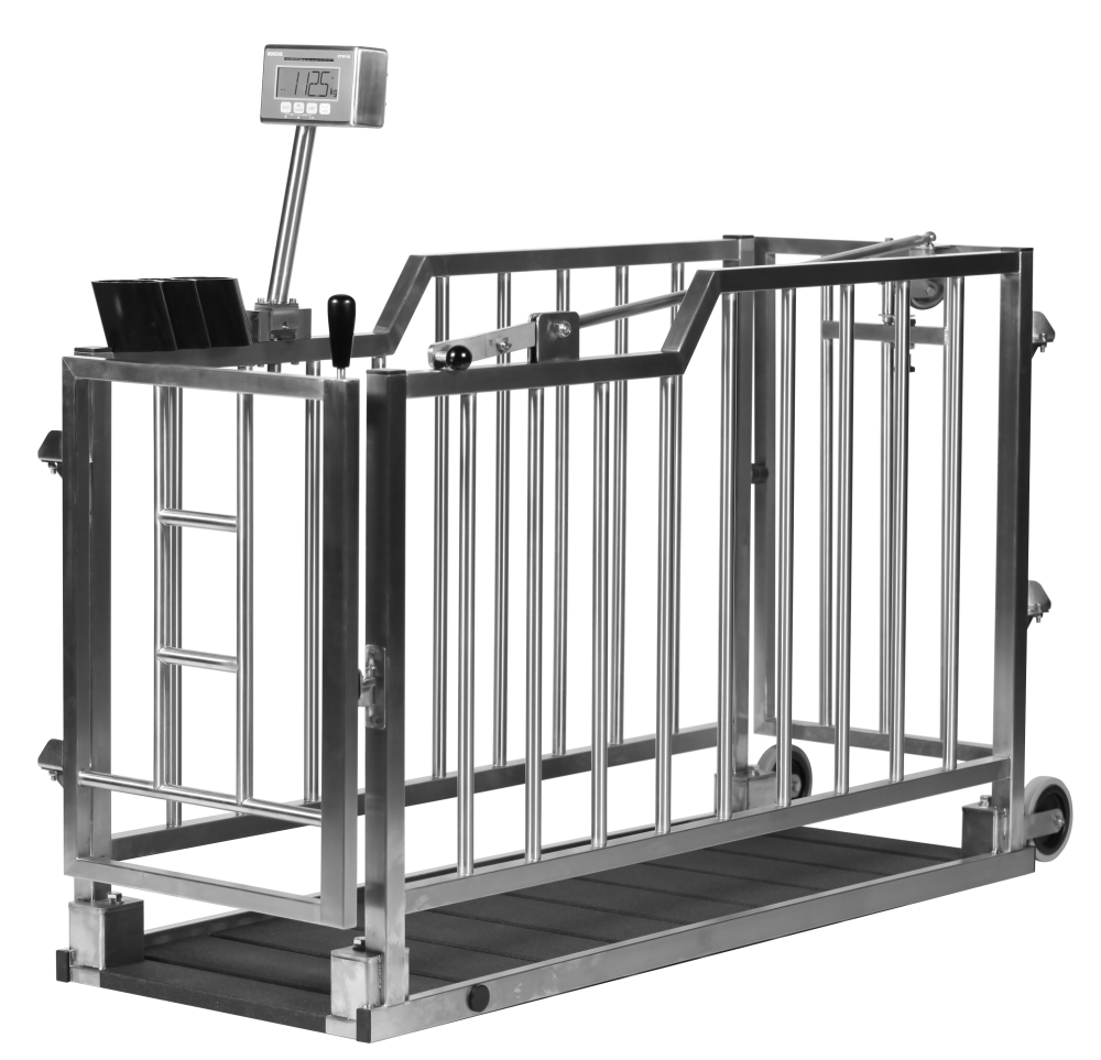 electronic pig weigher